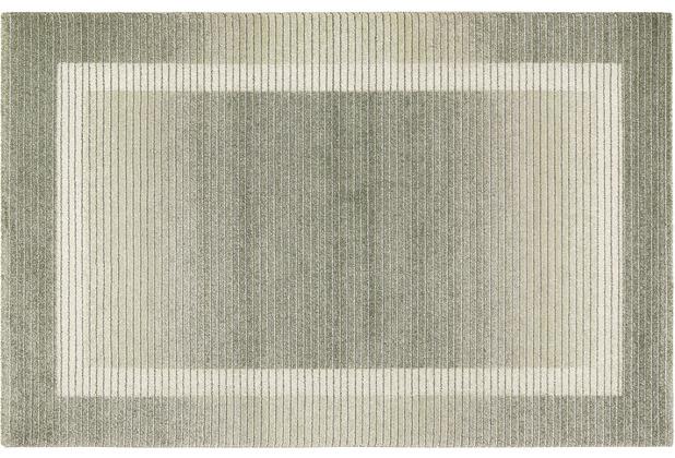 Wecon home Kurzflor-Teppich Velvet Flow WH-22893-954 grün 80x150