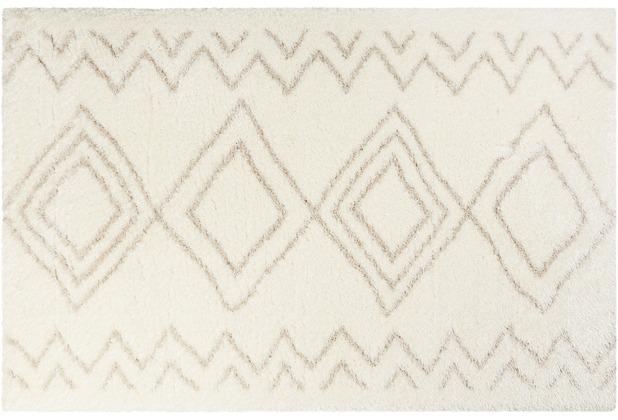 Wecon home Teppich Yagour WH-5966-060 weiß 80x150