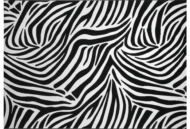 Wecon home Teppich Zebra WH-0729-01 80 cm x 150 cm