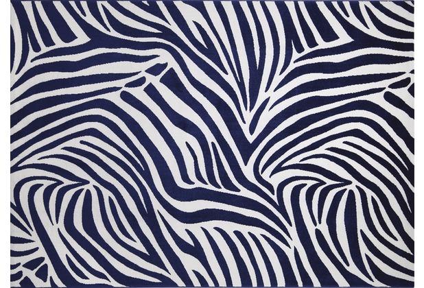 Wecon home Teppich Zebra WH-0729-02 80 cm x 150 cm