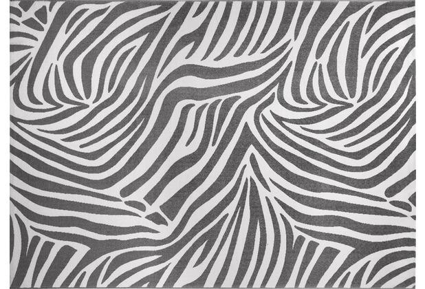 Wecon home Teppich Zebra WH-0729-03 80 cm x 150 cm