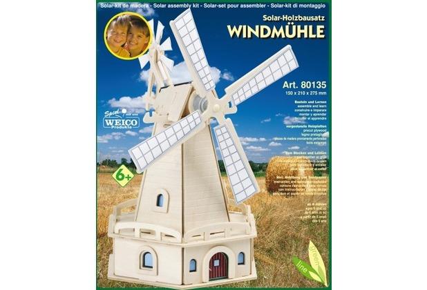 Weico Holzb. Solar Windmühle Friesland