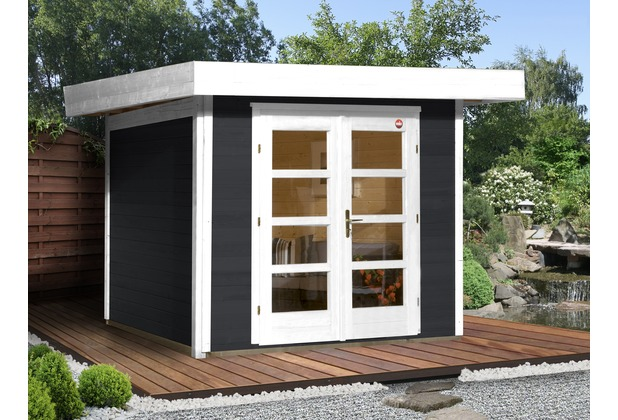 Weka Designhaus 126 Gr.1, anthrazit, 28 mm, DT