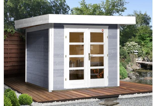 Weka Designhaus 126 Gr.1, grau, 28 mm, DT
