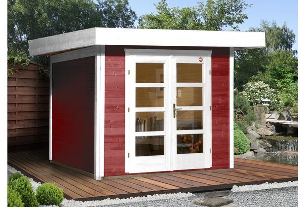 Weka Designhaus 126 Gr.2, schwedenrot, 28 mm, DT
