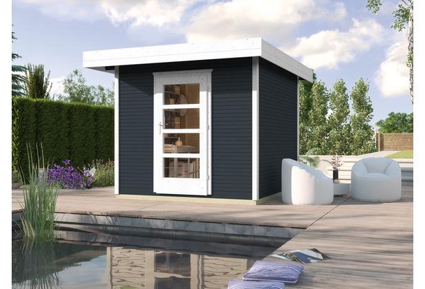 Weka Designhaus wekaLine 172 Gr.1 ,anthrazit, 28 mm, ET