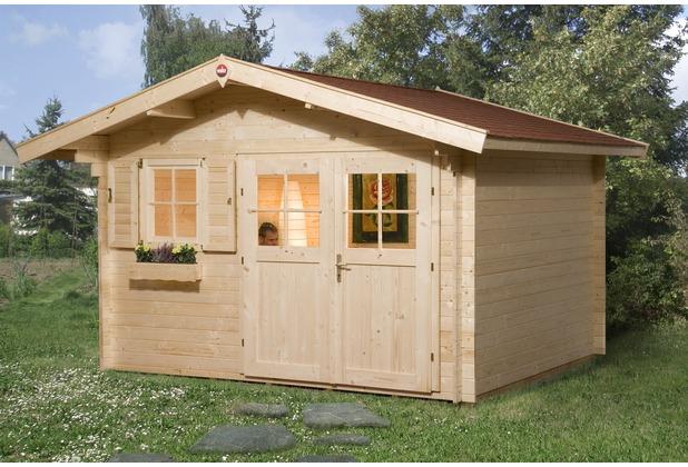 Weka Gartenhaus 109 Gr.2, 28 mm, DT, EF
