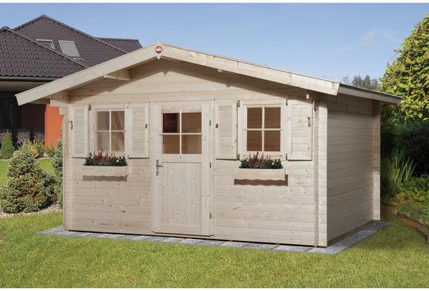 Weka Gartenhaus 110 Gr.2, 28 mm, V60, ET, 2 EF