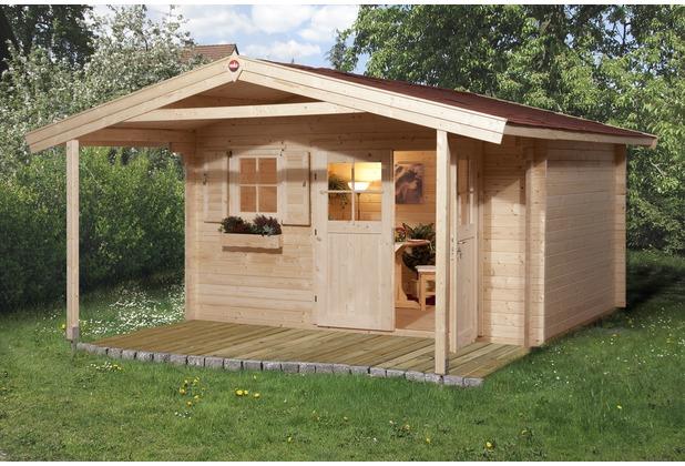 Weka Gartenhaus 111 A Gr.1, 28 mm, V200, DT, EF