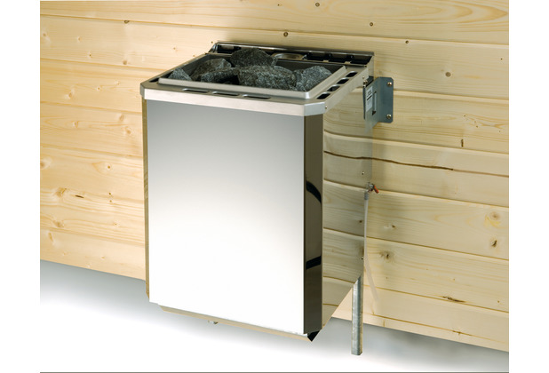 Weka Sauna-Dampfbad-Kombiofen 9,0 kW