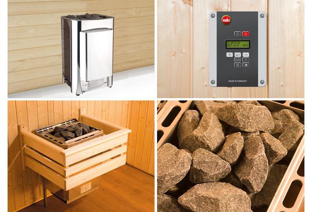 Weka Saunaofen-Profiset BioS 11,0 kW