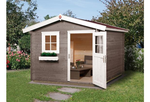 weka sparset weka gartenhaus premium28 ft 250 x 250 inkl ds rot blockbohlenbauweise. Black Bedroom Furniture Sets. Home Design Ideas
