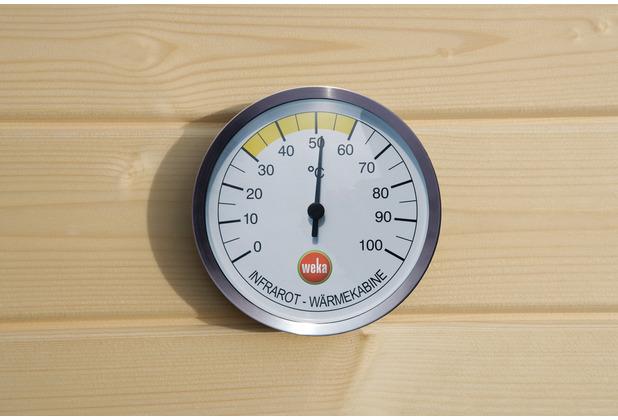 Weka Thermometer für IR-Kabinen