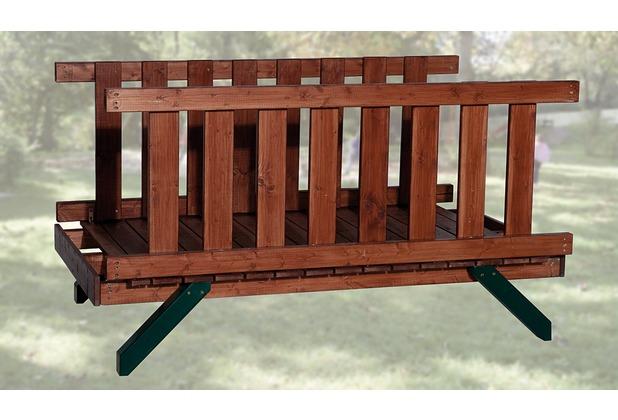 Weka Tabaluga Verbindungsbrücke für Spieltürme Typ 816