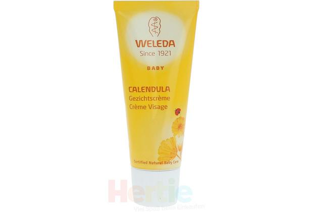Weleda Calendula Face Cream Baby - Moisturizes and Protects 50 ml