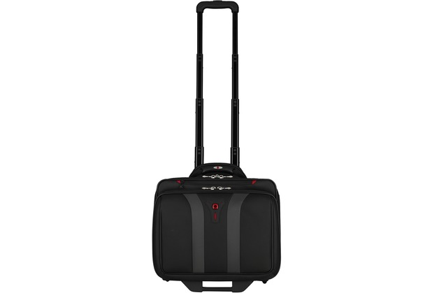Wenger Granada 2-Rollen Businesstrolley 35 cm Laptopfach black