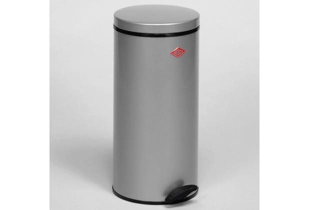 Wesco Gastro-Treteimer Stahlblech 22,0l , silber