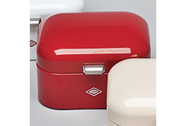 Wesco Single Brotkasten Grandy, rot