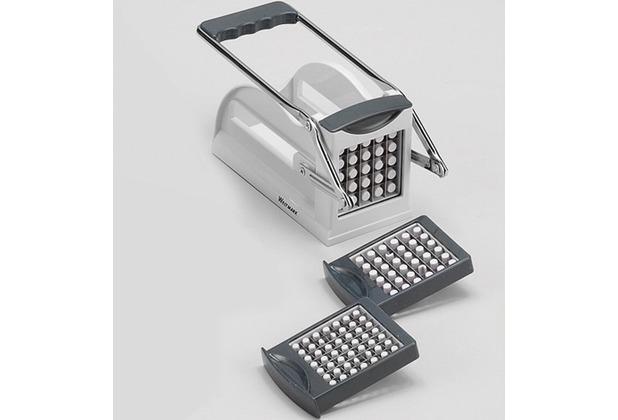 westmark pommes frites schneider gem sestiftler wei grau. Black Bedroom Furniture Sets. Home Design Ideas