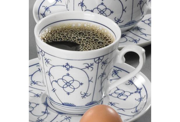 Winterling Kaffeeobere 0,2l konisch Tallin Indischblau