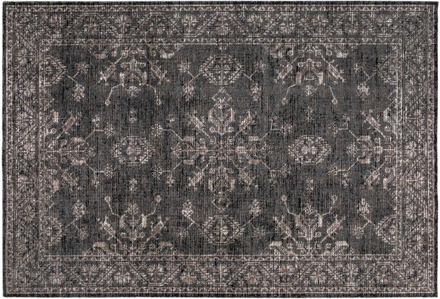 Wohn Idee Teppich Lara, grau 120cm x 170cm