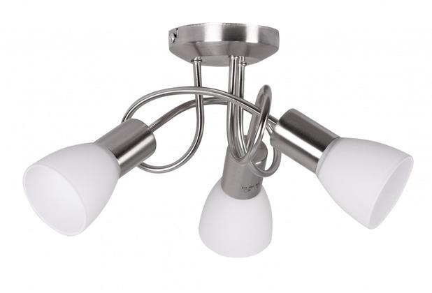 Wohnling Design 3 flammig Deckenlampe E14