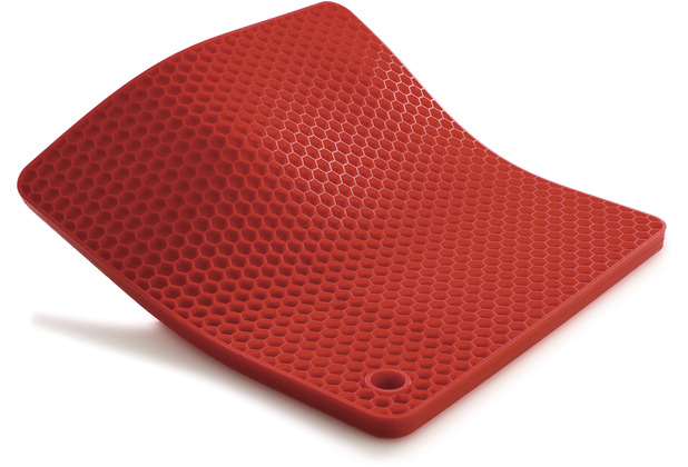Woll Silikon-Topflappen 19 x 19 cm