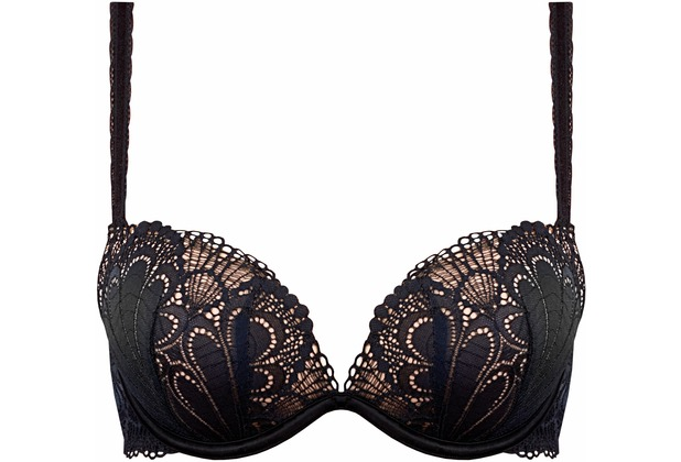 Wonderbra Full Effect BH Refined Glamour schwarz 70A
