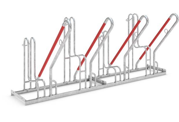 WSM Fahrradständer zum Anlehnen 4504 XBF