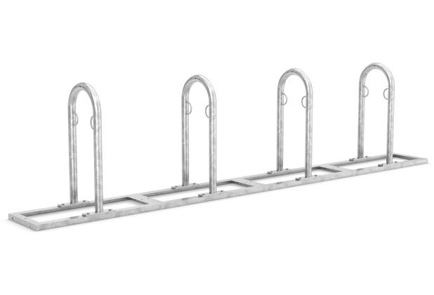 WSM Fahrradständer mit Anlehnsystem Track 34