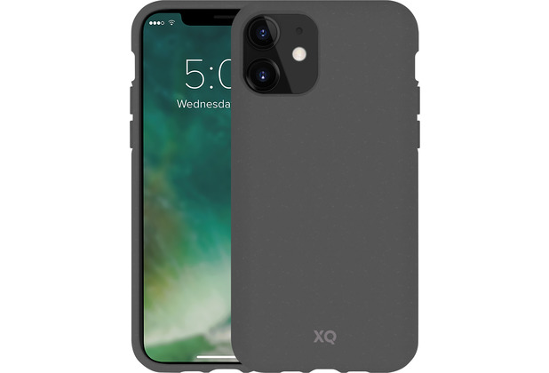 xqisit Eco Flex for iPhone 11 Mountain Grey