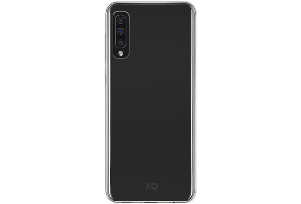xqisit Flex Case for Galaxy A50 clear