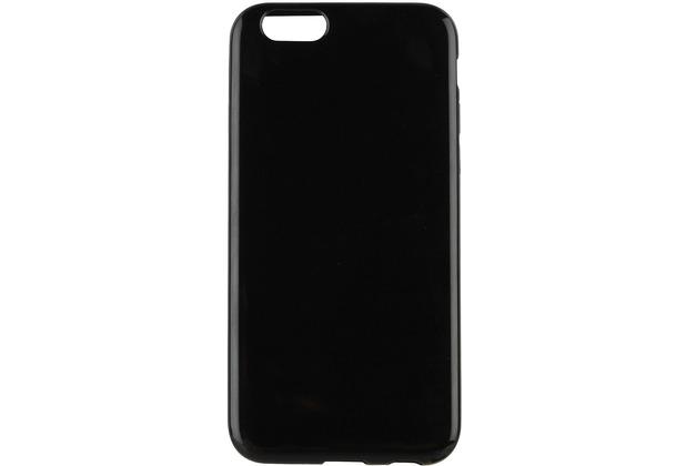 xqisit Flex Case for iPhone 6/6s schwarz
