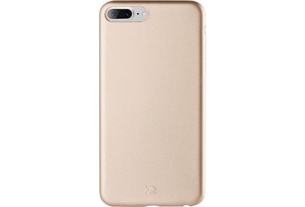 xqisit iPlate Gimone for iPhone 7 Plus / iPhone 8 Plus gold