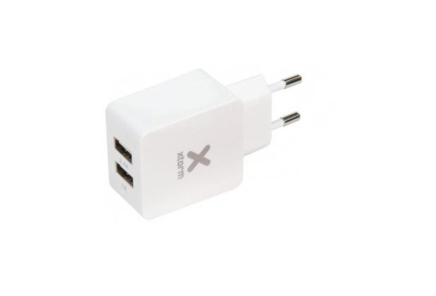 Xtorm Reiseladegerät mit 2x USB