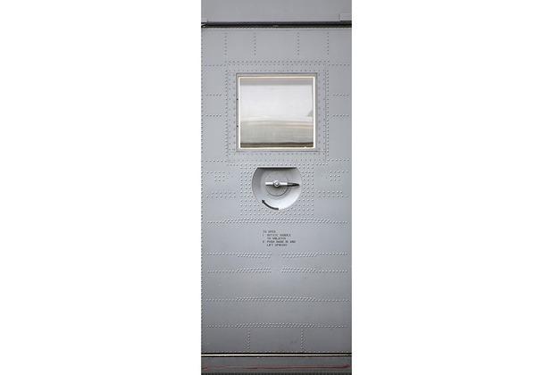 XXLwallpaper Fototapete Airforce 150 g Vlies Basic 0,91 m x 2,11 m