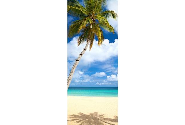 XXLwallpaper Fototapete Beach 150 g Vlies Basic 0,91 m x 2,11 m