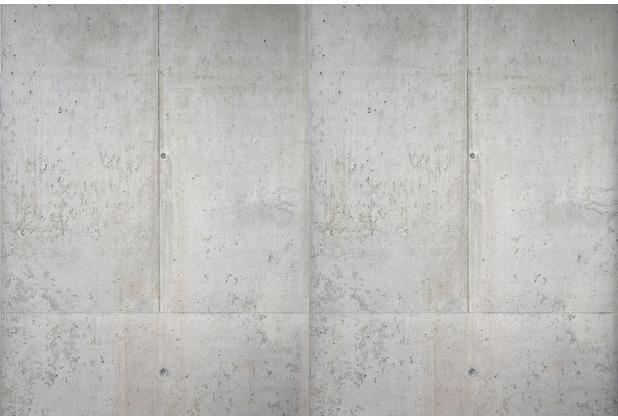XXLwallpaper Fototapete Beton 1 150 g Vlies Basic 2,00 m x 1,33 m