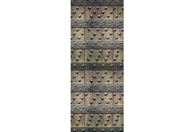 XXLwallpaper Fototapete Castle 150 g Vlies Basic 0,91 m x 2,11 m