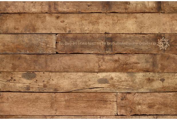 XXLwallpaper Fototapete Das Glück des...Text 150 g Vlies Basic 2,00 m x 1,33 m