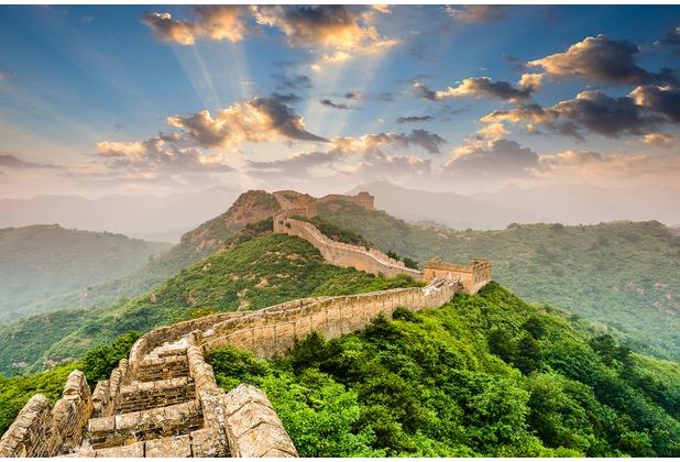XXLwallpaper Fototapete Great Wall 150 g Vlies Basic 2,00 m x 1,33 m