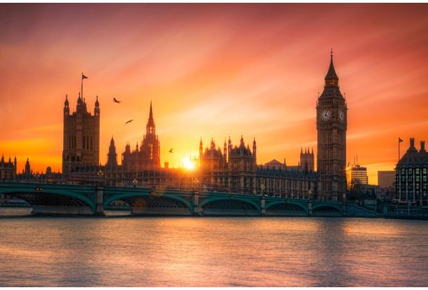 XXLwallpaper Fototapete London 150 g Vlies Basic 2,00 m x 1,33 m