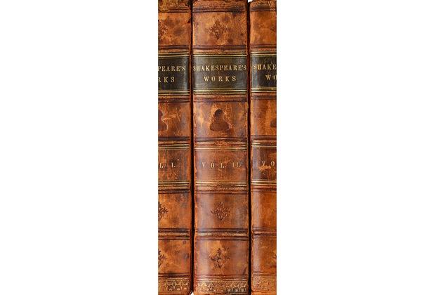 XXLwallpaper Fototapete Shakespeare 150 g Vlies Basic 0,91 m x 2,11 m