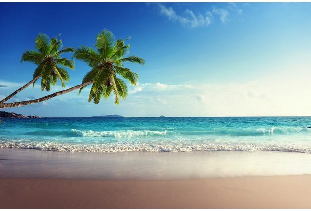 XXLwallpaper Fototapete Tropical Sea 2 150 g Vlies Basic 2,00 m x 1,33 m
