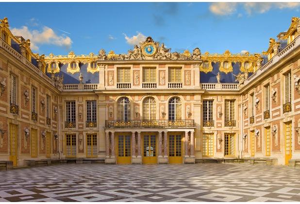 XXLwallpaper Fototapete Versailles 150 g Vlies Basic 2,00 m x 1,33 m