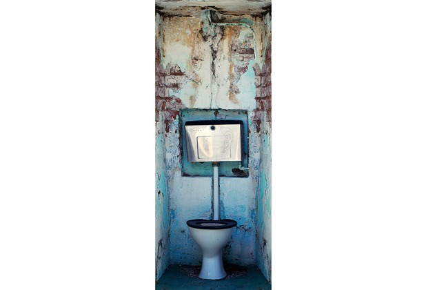 XXLwallpaper Fototapete WC 150 g Vlies Basic 0,91 m x 2,11 m