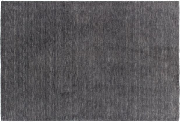 Zaba Loribaft-Teppich Seattle grau 70 cm x 140 cm