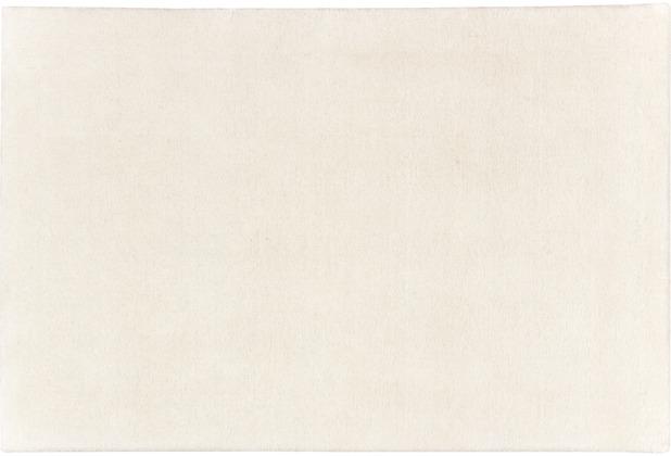 Zaba Teppich Bastia weiss 60 cm x 90 cm