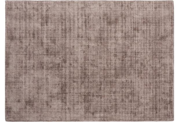 Zaba Teppich Dynamic grey 70 x 140 cm