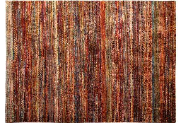 Zaba Teppich Rio Multi-I mehrfarbig 70 x 140 cm